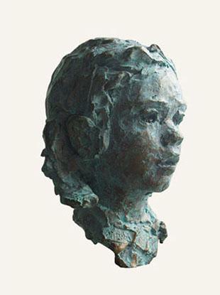 Rob-Houdijk-Annique-IV-brons-H-31-cm