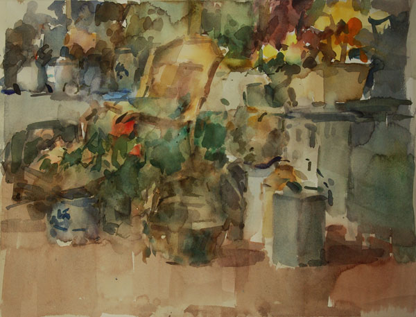 Rob-Houdijk-Atelierhoek-II-aquarel-50-x-65-cm