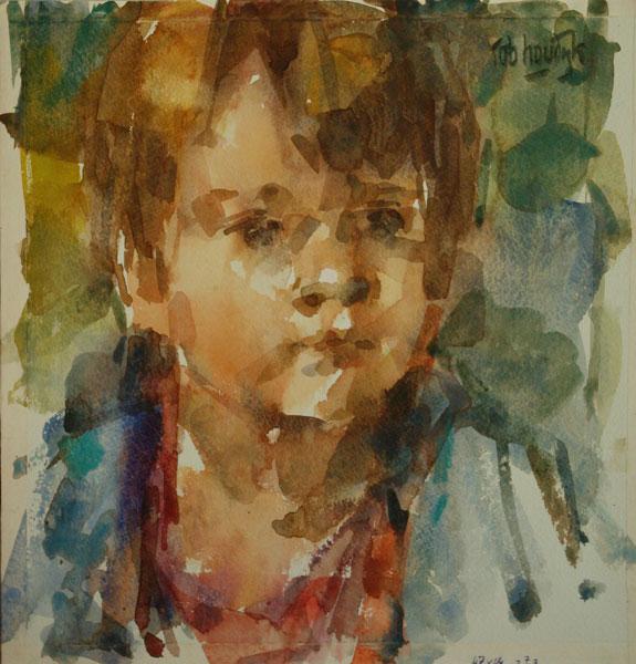 Rob-Houdijk-Isabella-I-aquarel-35-x-33