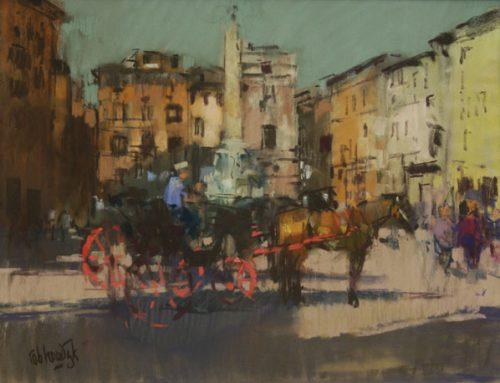 Rome, Piazza della Rotonda (II)