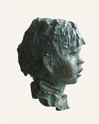 Rob-Houdijk-Sebastiaan-II-brons-H-30-cm