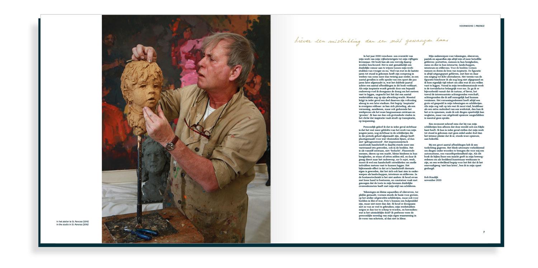 Boek Rob Houdijk spread 1